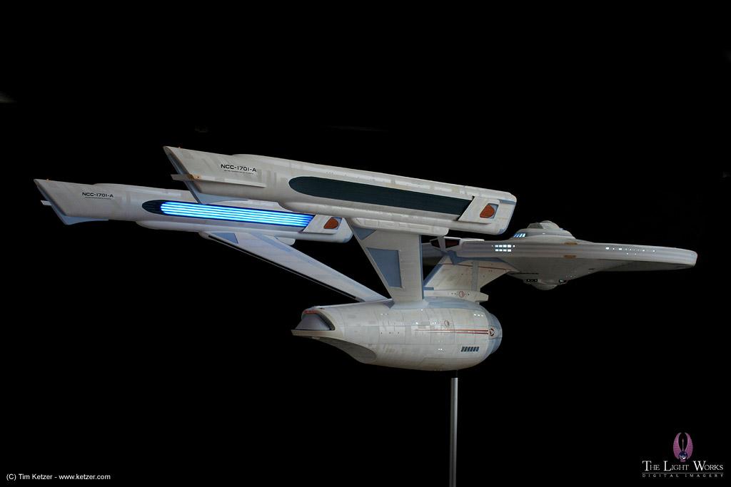 1 350 Tos Enterprise Lighting Kit Polar Lights 1 350 Scale